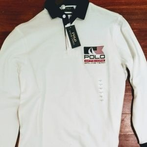 New! RL-POLO™ P-15 Sailing Series long sleeve°